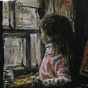 Картины и панно handmade. Livemaster - original item The young artist. Handmade.