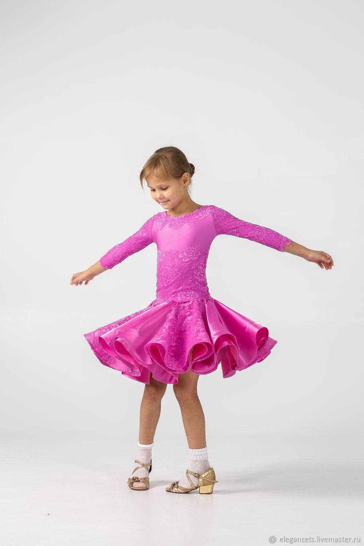 Платьев для бальных танцев своими руками фото 396