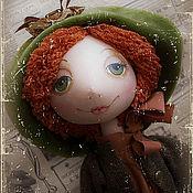 Куклы и игрушки ручной работы. Ярмарка Мастеров - ручная работа охота к перемене мест.... Handmade.