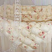 Для дома и интерьера handmade. Livemaster - original item baby blanket: Blanket bombon. Handmade.