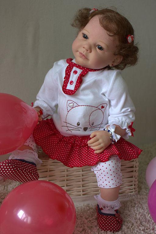 Куклы-младенцы и reborn ручной работы. Ярмарка Мастеров - ручная работа. Купить Кукла реборн АЛИСА .. Handmade. Авторская кукла