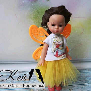 Куклы и игрушки ручной работы. Ярмарка Мастеров - ручная работа Крылышки феи для кукол. Handmade.