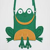 Сумки и аксессуары ручной работы. Ярмарка Мастеров - ручная работа Сумочки детские. Handmade.