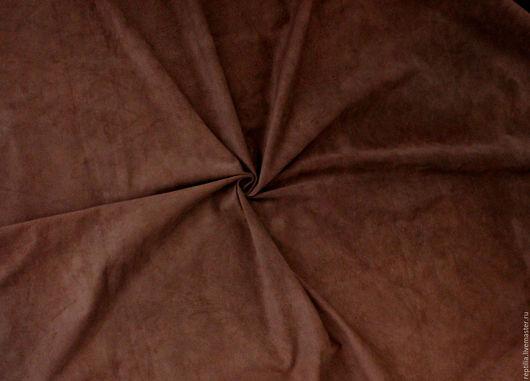 """Шитье ручной работы. Ярмарка Мастеров - ручная работа. Купить Натуральная замша """"Трюфелька""""!. Handmade. Кожа, кожа натуральная"""