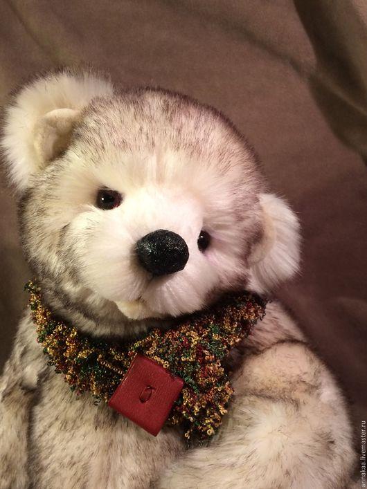 Мишки Тедди ручной работы. Ярмарка Мастеров - ручная работа. Купить Берра. Handmade. Белый, мишки