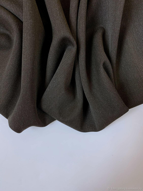 Ткани: Костюмная ткань   Max Mara – купить на Ярмарке Мастеров – KYT2QRU | Ткани, Саратов