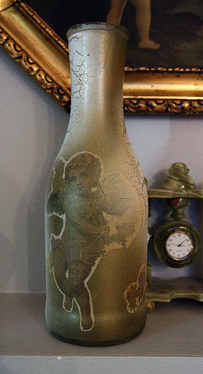 """ваза """"Привет сороковым"""""""