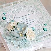 Подарки ручной работы. Ярмарка Мастеров - ручная работа Подарочный сертификат на фотосессию от подружек невесты. Handmade.