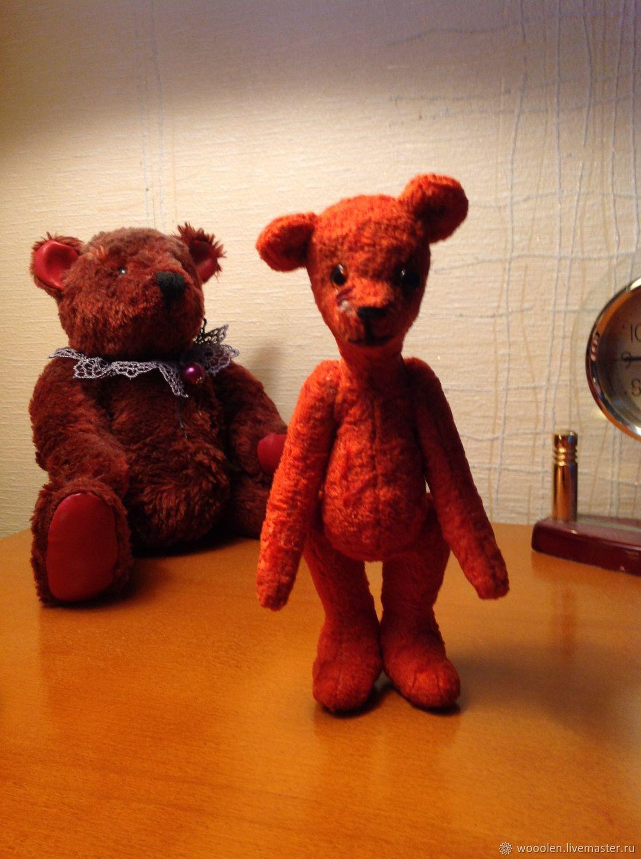 Teddy bear Tony, Teddy Bears, St. Petersburg,  Фото №1