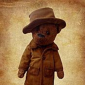 Куклы и игрушки ручной работы. Ярмарка Мастеров - ручная работа Мишка Скруджик. Handmade.