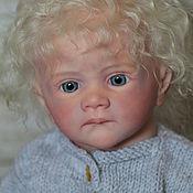 Куклы и игрушки ручной работы. Ярмарка Мастеров - ручная работа Молд Frida от Karola Wegerich. Handmade.