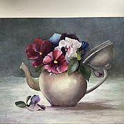 Картины и панно handmade. Livemaster - original item Paintings: flowers. Handmade.