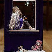 """Куклы и игрушки ручной работы. Ярмарка Мастеров - ручная работа """"Читая Кару Линкс"""". Handmade."""