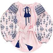 "Одежда handmade. Livemaster - original item Ukrainian Boho style blouse - vyshyvanka ""Bliss"". Handmade."