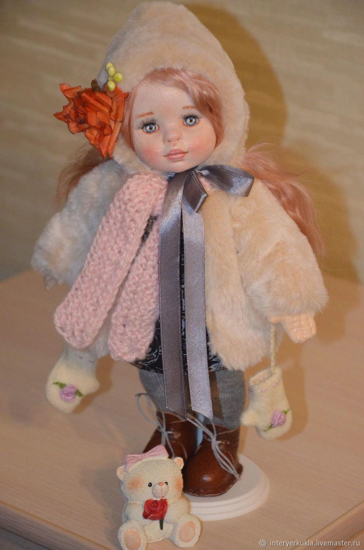 Авторская кукла ручной работы!, Будуарная кукла, Коломна,  Фото №1