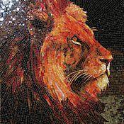 Для дома и интерьера ручной работы. Ярмарка Мастеров - ручная работа Мозаика. Handmade.