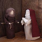 """Куклы и игрушки ручной работы. Ярмарка Мастеров - ручная работа Народные Русские куклы """"Сретение"""". Handmade."""