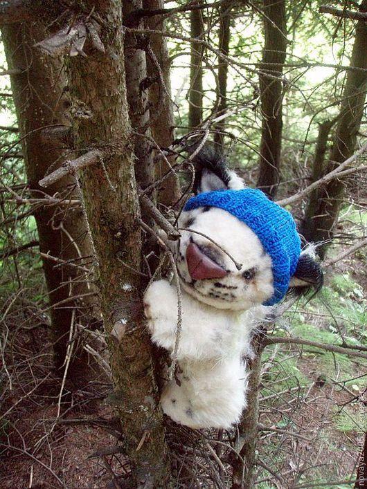 Мишки Тедди ручной работы. Ярмарка Мастеров - ручная работа. Купить Крошка рысь. Handmade. Рысь, лесной житель