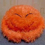 Куклы и игрушки ручной работы. Ярмарка Мастеров - ручная работа мягкая игрушка-подушка Сплюша. Handmade.