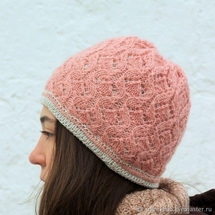 02c3ff570c5 Buy Hat double Pink openwork