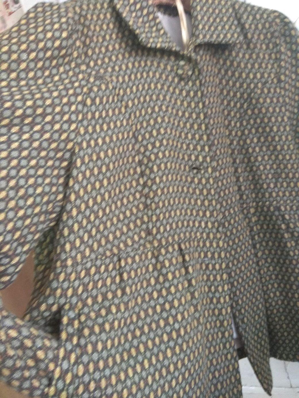 Винтаж: Бохо стиль винтаж шерсть размер +, Одежда винтажная, Белгород,  Фото №1