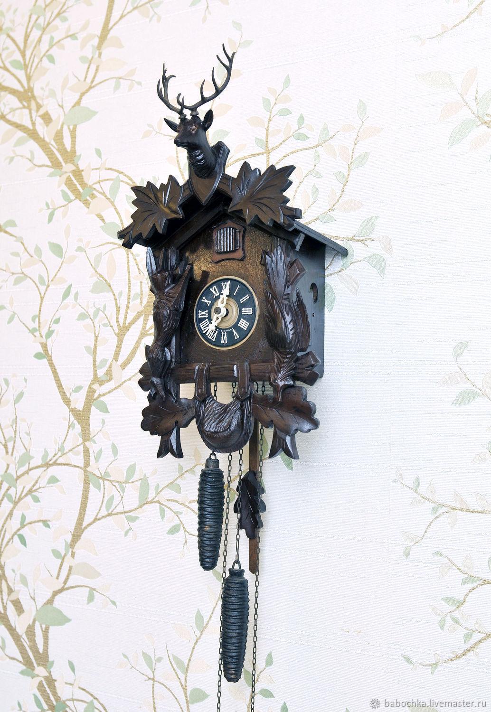 Старинные часы кукушка продам час москва квт 2016 стоимость