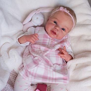 Куклы и игрушки ручной работы. Ярмарка Мастеров - ручная работа Куклы: Кукла реборн Пилар. Handmade.