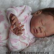 Куклы и игрушки ручной работы. Ярмарка Мастеров - ручная работа Оленька.Кукла реборн. Handmade.