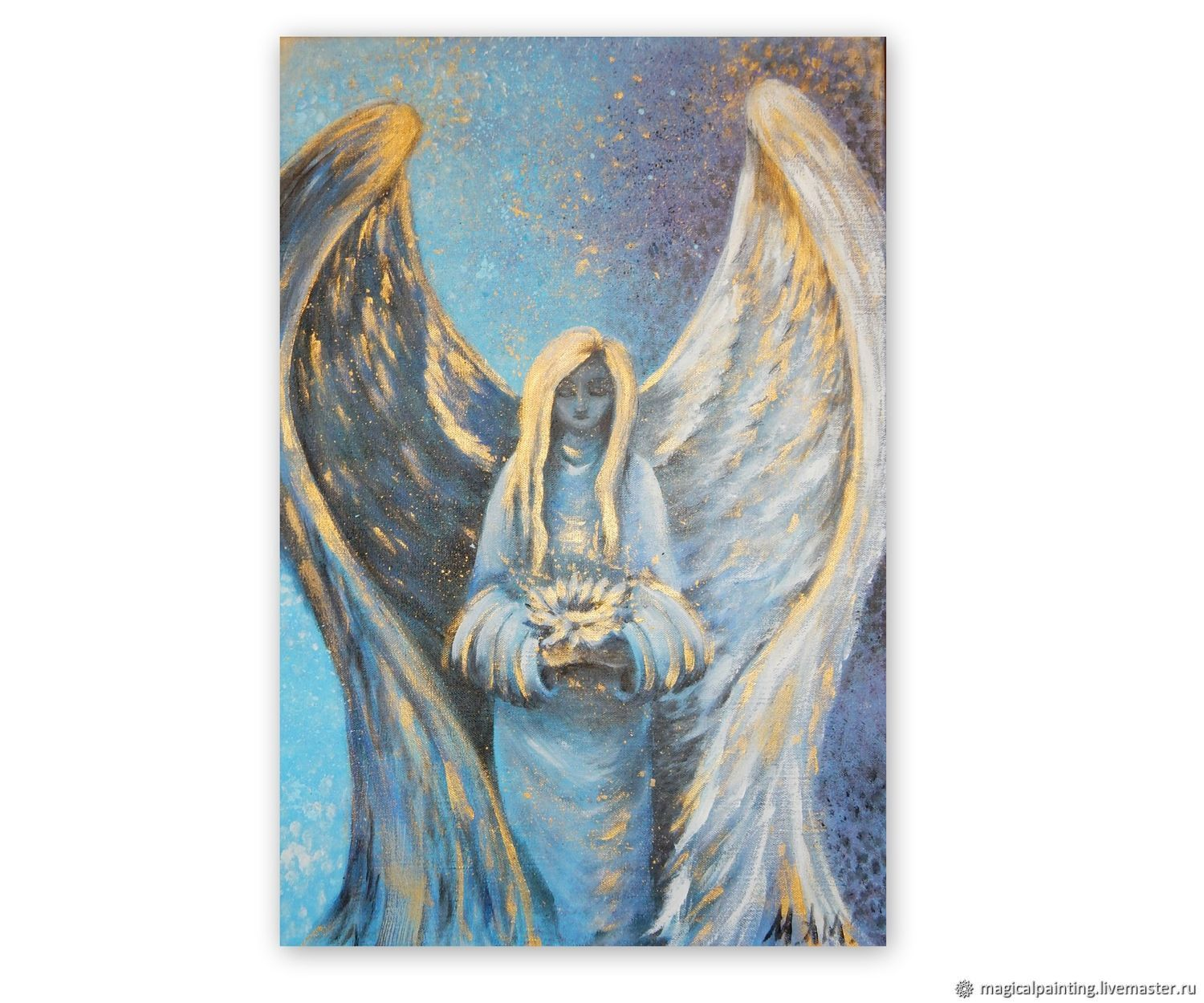 Painting Angel Of Wisdom, Pictures, St. Petersburg,  Фото №1