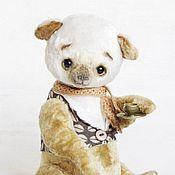 Куклы и игрушки ручной работы. Ярмарка Мастеров - ручная работа Латте мишка тедди. Handmade.