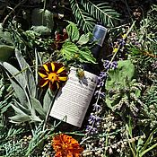 Косметика ручной работы handmade. Livemaster - original item 25 herbs, hydrolate for hair from the collection of plants. Handmade.