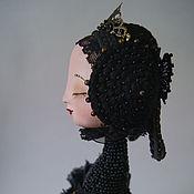 Куклы и игрушки ручной работы. Ярмарка Мастеров - ручная работа Птичка Королевская. Handmade.