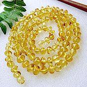 Украшения handmade. Livemaster - original item Amber. Beads
