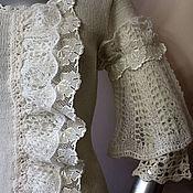 """Одежда ручной работы. Ярмарка Мастеров - ручная работа Блузка """"Торжество цвета """"Ivory""""-II. Handmade."""
