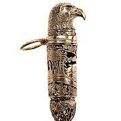 "Для дома и интерьера handmade. Livemaster - original item Shoehorn a large ""eagle"", 800 mm. Handmade."