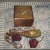 """Для дома и интерьера ручной работы. Ярмарка Мастеров - ручная работа Комплект """"Птички"""". Handmade."""
