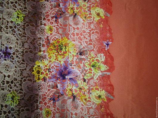 Шитье ручной работы. Ярмарка Мастеров - ручная работа. Купить Кружево цветное арт.50 КР-10(Китай). Handmade. Комбинированный