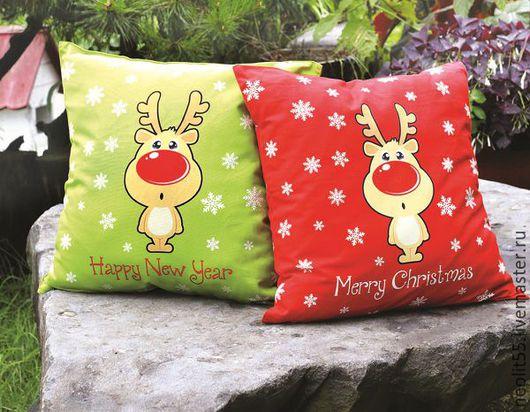 Шитье ручной работы. Ярмарка Мастеров - ручная работа. Купить Рождество. Handmade. Разноцветный, ткани корея, ткани из Кореи, саржа