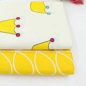 Материалы для творчества ручной работы. Ярмарка Мастеров - ручная работа Хлопок 100% сатин. Handmade.