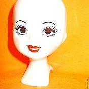 Материалы для творчества ручной работы. Ярмарка Мастеров - ручная работа Фарфоровые заготовки для изготовления кукол. Handmade.