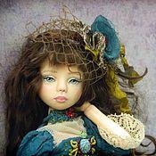 Куклы и игрушки ручной работы. Ярмарка Мастеров - ручная работа Агата.Шарнирная кукла.. Handmade.