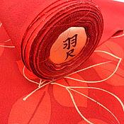 Материалы для творчества ручной работы. Ярмарка Мастеров - ручная работа Винтажный шелк.. Handmade.