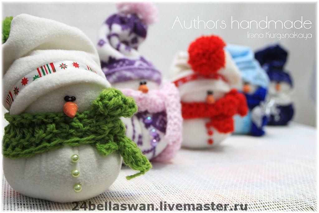 Снежные комочки, Снеговики, Владивосток,  Фото №1