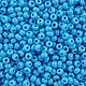 Для украшений ручной работы. Ярмарка Мастеров - ручная работа. Купить Бисер 15/0 круглый Miyuki 413 Turquoise Blue Opaque. Handmade.