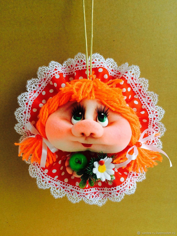 doll Popik on good luck, Folk Dolls, Chelyabinsk,  Фото №1