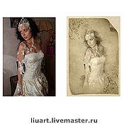 Дизайн и реклама ручной работы. Ярмарка Мастеров - ручная работа Художественная обработка фото в винтажном стиле. Handmade.