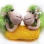 Вязаные игрушки от Маши Погореловой - Ярмарка Мастеров - ручная работа, handmade