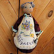 """Для дома и интерьера ручной работы. Ярмарка Мастеров - ручная работа Пакетница """"Бабулечке-цветочнице"""". Handmade."""