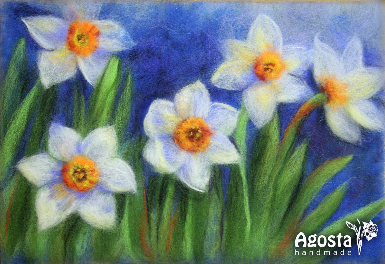 Как сделать цветы из гофробумаги 60 фото