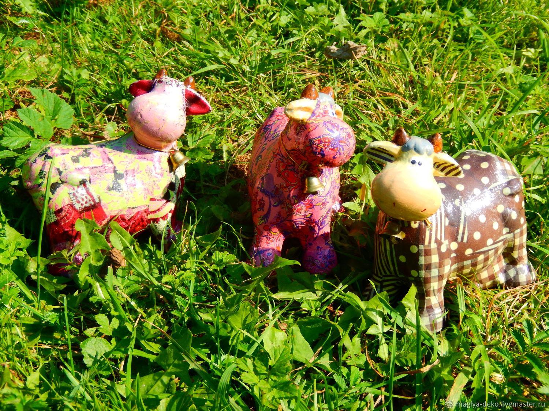 уж такая я корова, Статуэтка, Подольск, Фото №1